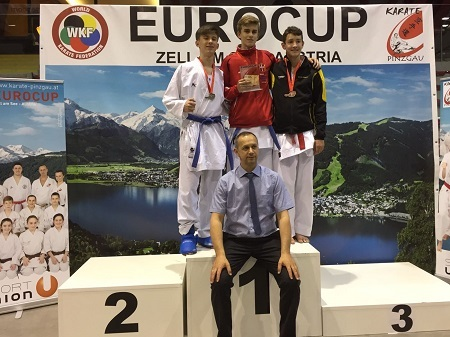 Eurocup in Zell am See 2017