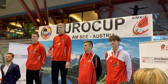 Eurocup in Zell am See 2019