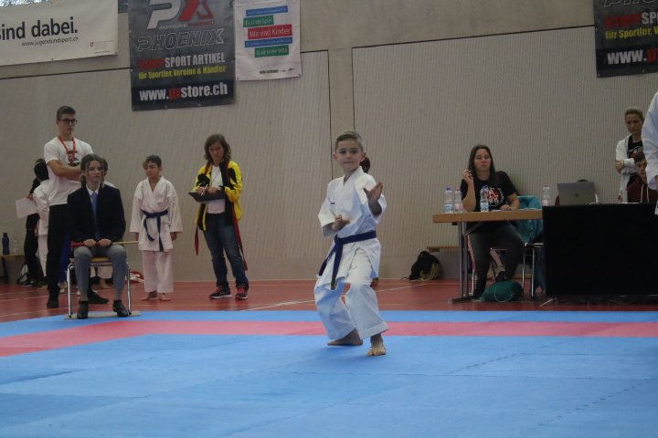 Junior Karate League Burgdorf 2019